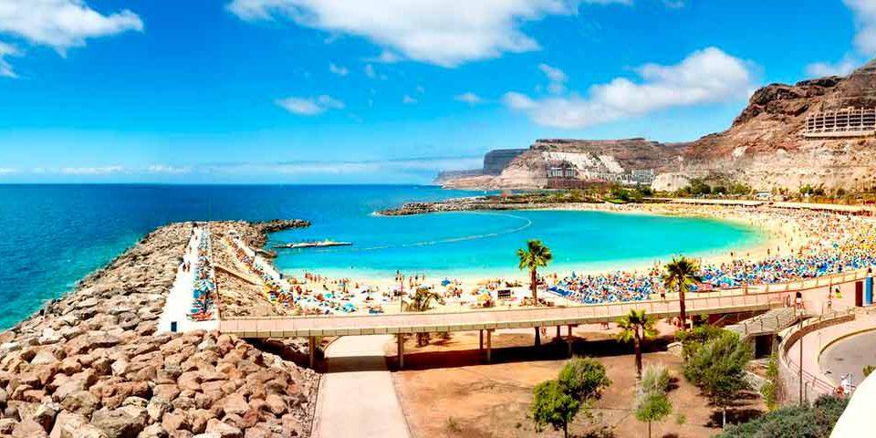 playas gran canaria y fuerteventura