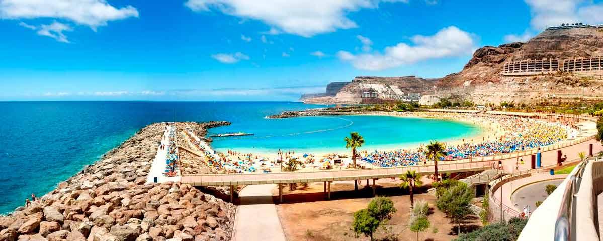 beaches gran canaria and fuerteventura