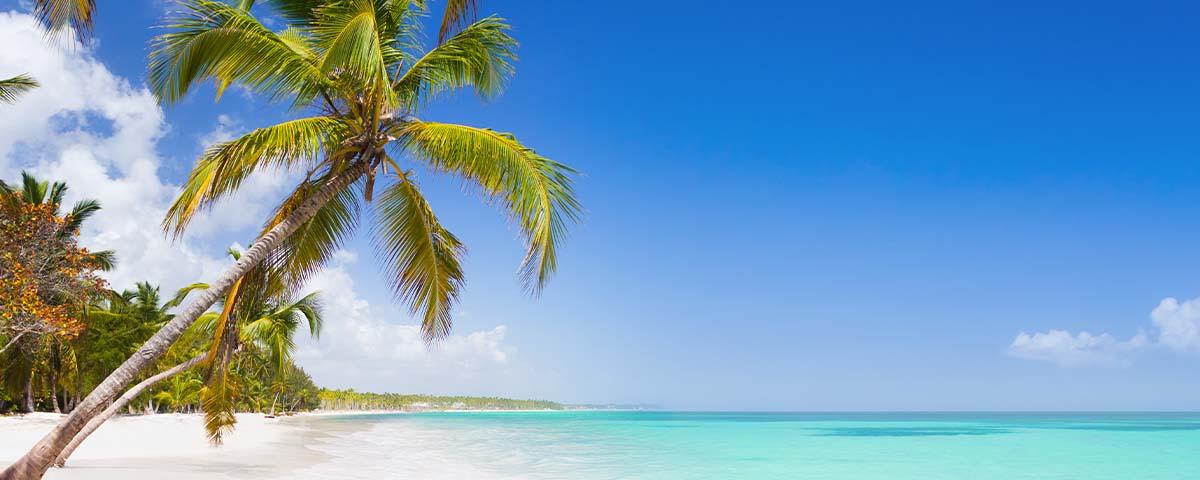 Playa Bávaro es una de las mejores playas de República Dominicana