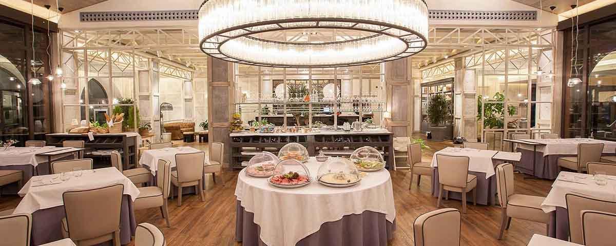 El sensacional Restaurante La Toscana