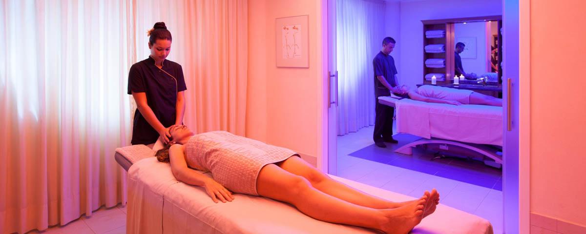 Spa Rundgang, Schokoladentherapie-Massage