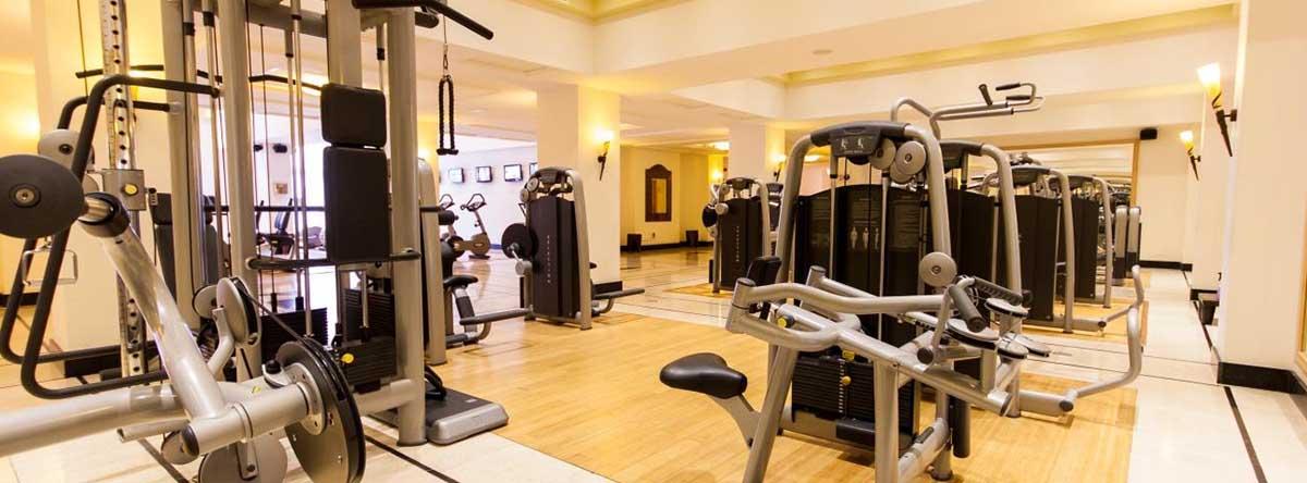 Hotels-mit-Fitnessstudio