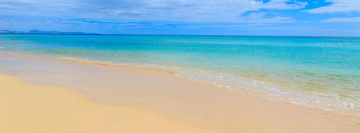 playas en morro jable