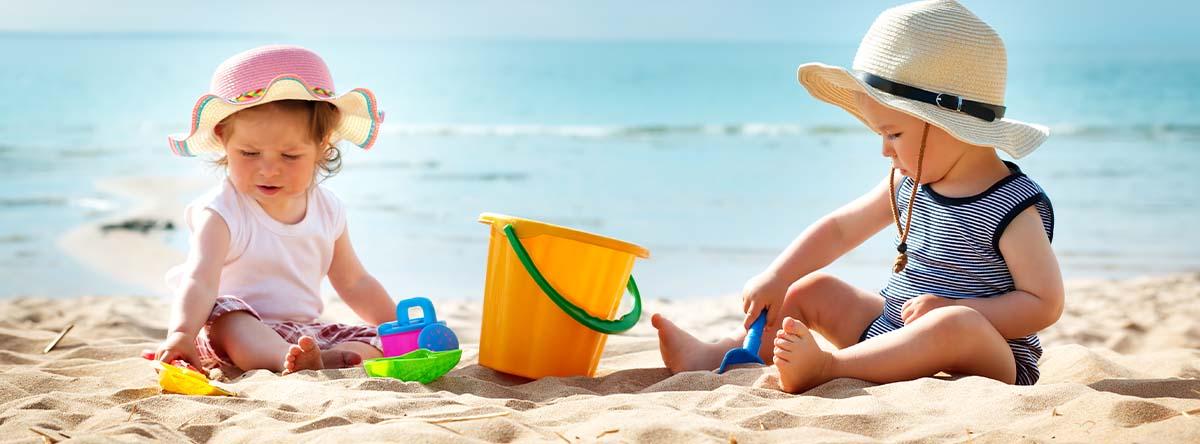 vacaciones-con-niños-en-la-playa