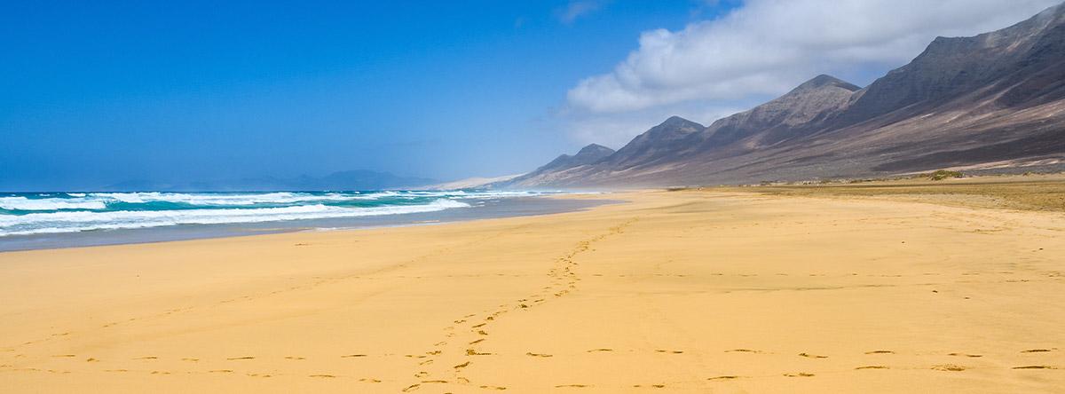 Playa de Cofete, Fuerteventura | Fueradeserie/viajes