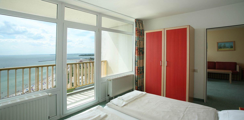 1 Zimmer Appartements Blick IFA Fehmarn Hotel U0026 Ferien Centrum