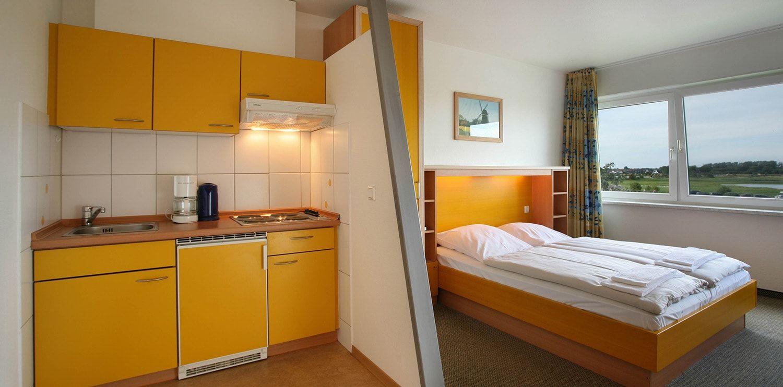 Vitamar 1 Raum Appartements - IFA Fehmarn Hotel