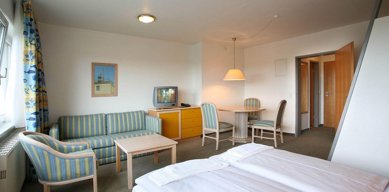 Vitamar 2,5 Raum Appartements - IFA Fehmarn Hotel