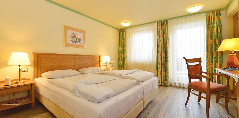 Doppelzimmer Deluxe Blick - IFA Alpenhof Wildental