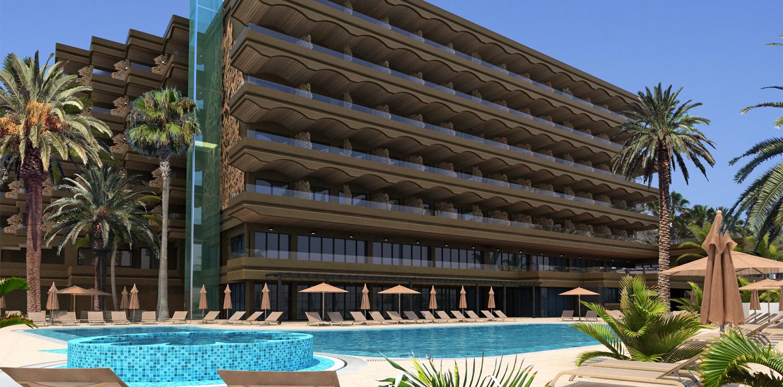Hotel Maspalomas Lopesan